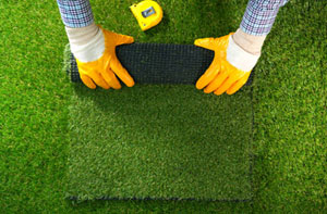 Artificial Grass Installation Kirkcaldy UK